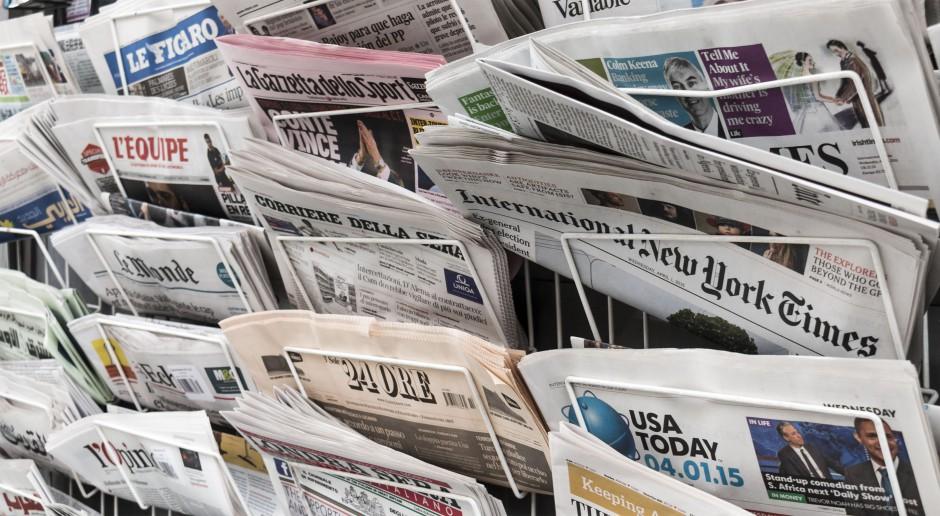 Francuscy wydawcy prasy wygrywają z Google