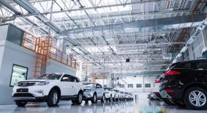 Chińskie auta terenowe już powstają w Europie