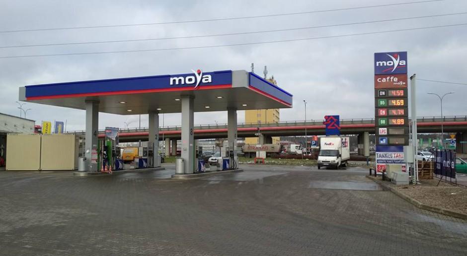 Sieć Moya liczy już 160 stacji. 30 z nich to placówki firmy Anwim