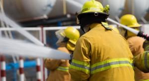 Pożar budynku z chemikaliami i LPG wywołał szereg eksplozji