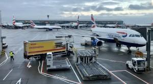 Lotnicze cargo wróciło do poziomów sprzed pandemii