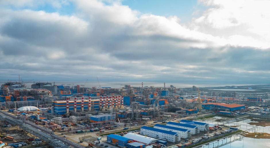Pożar i wybuch ważnego gazociągu na rosyjskim Jamale