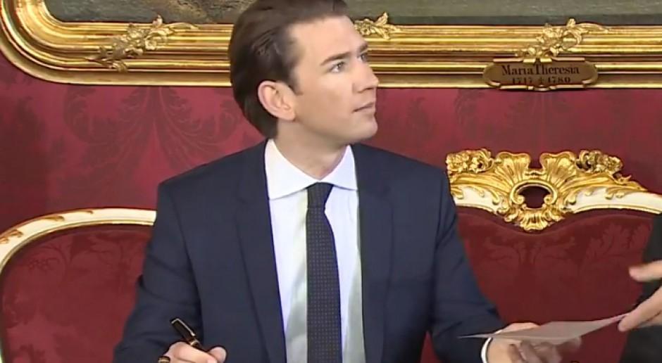 Austria: Kanclerz Kurz potwierdza całkowity lockdown od wtorku do 6 grudnia