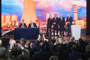 Nowy blok energetyczny Grupy Enea o mocy 1075 MW oddany do eksploatacji
