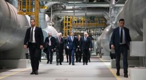 Zobacz, jak wyglądało otwarcie największego bloku energetycznego w Polsce