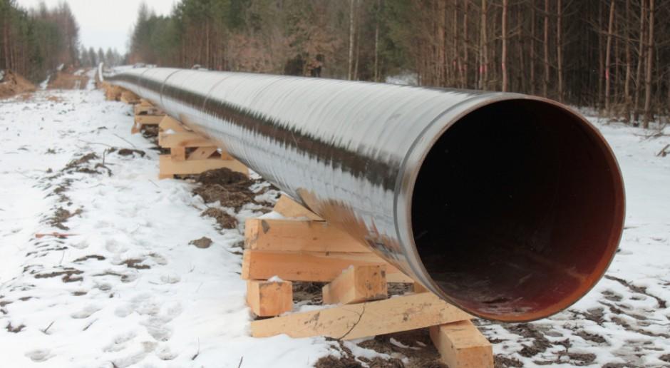 Gazociąg Goleniów–Lwówek z kompletem pozwoleń na budowę