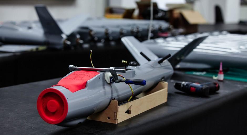 Wojsko otrzymało amunicję Warmate