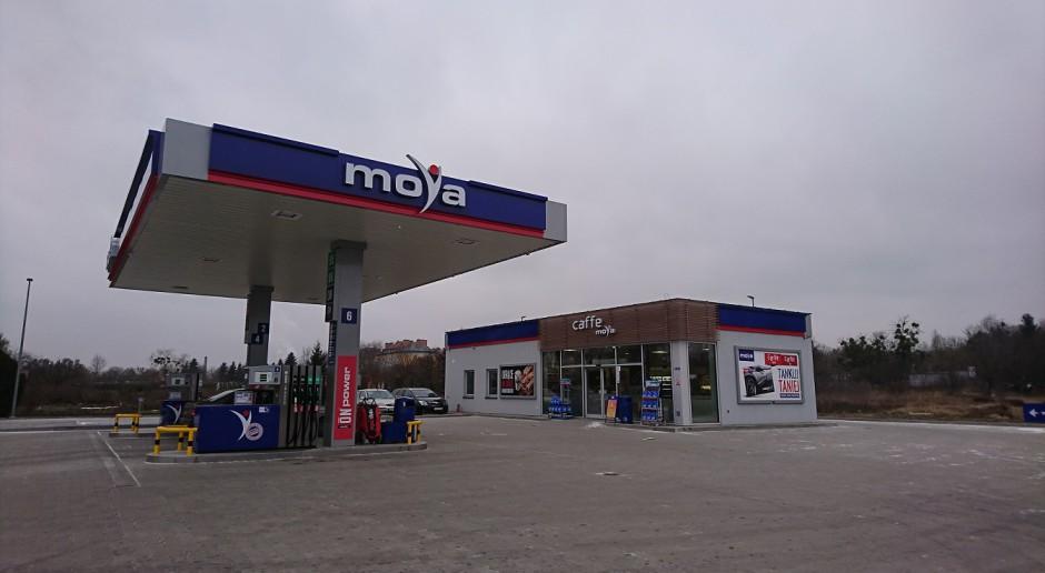 Sieć Moya urosła już o 29 stacji