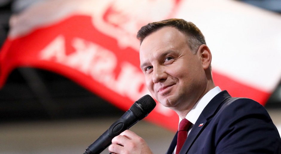 Andrzej Duda postuluje stworzenie wolnego rynku gazu w Europie Środkowej