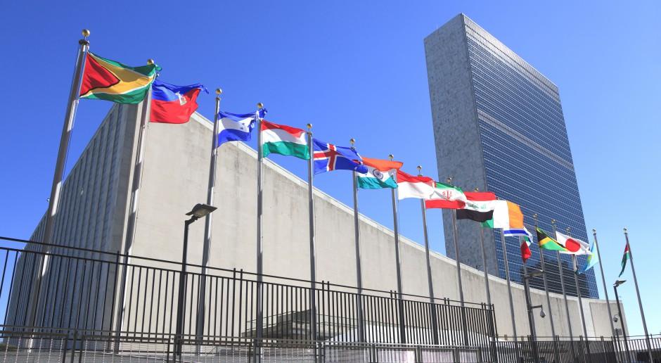 Powstanie specjalny fundusz ONZ do walki z pandemią