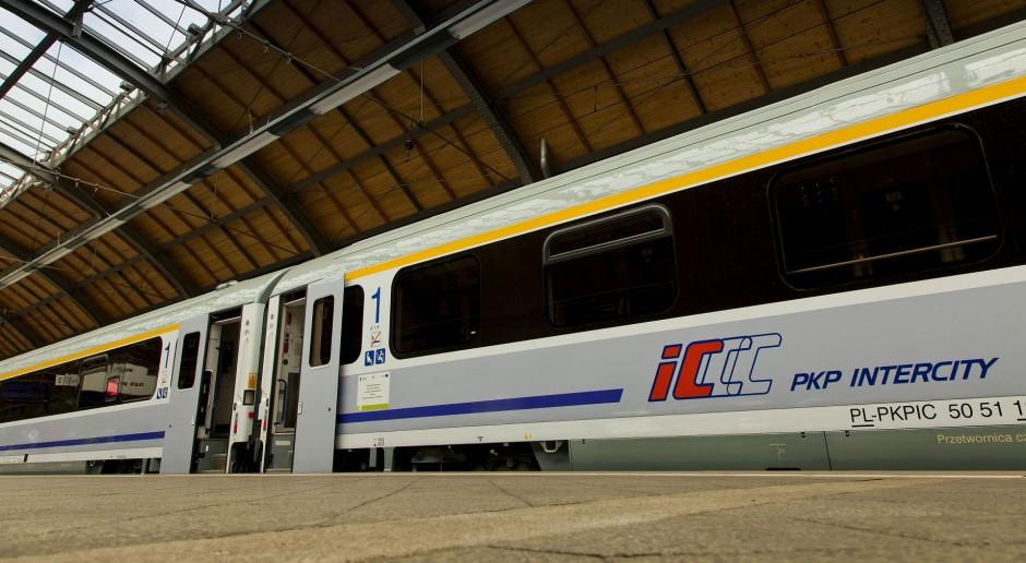 Dwie oferty w przetargu na nowe pociągi dla PKP Intercity
