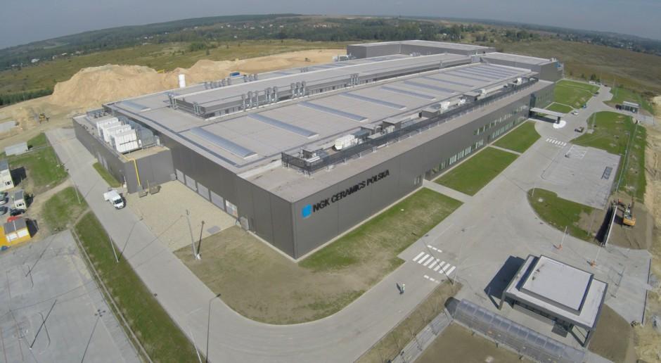 NGK inwestuje w Dąbrowie Górniczej
