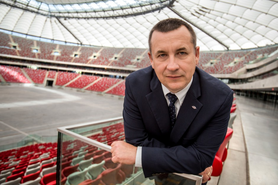 Henryk Baranowski, prezes zarządu PGE ( Fot. mat. pras. PGE)