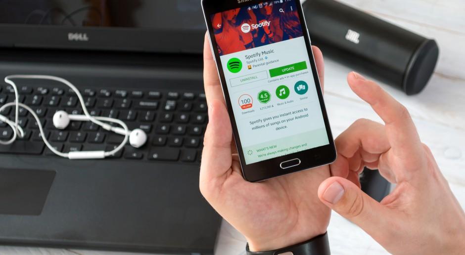 Spotify startuje w Rosji i na 12 innych europejskich rynkach