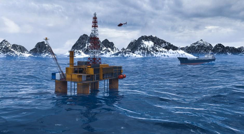 Rosja wstrzymuje prace nad wydobyciem ropy w Arktyce