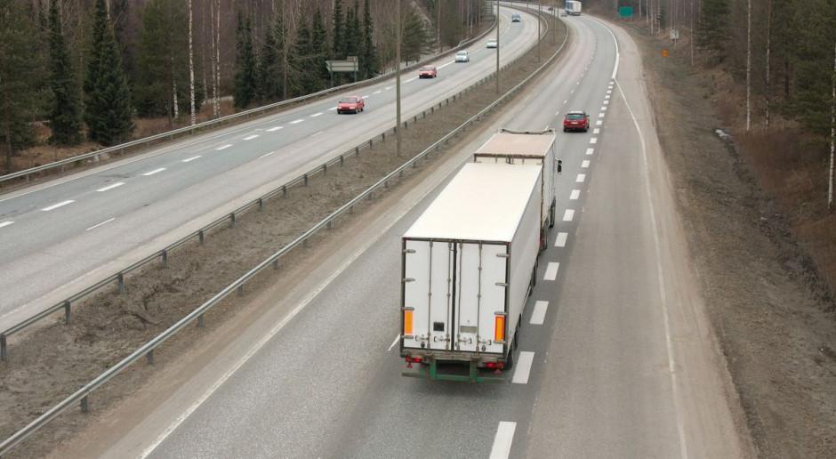 Ustawa o drogach publicznych. Nowe przepisy dla ciężarówek