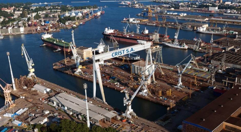 Stocznia Crist rozpoczęła budowę polarnego statku pasażerskiego