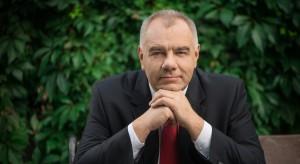 Jacek Sasin komentuje odejście Krupińskiego z funkcji prezesa Pekao