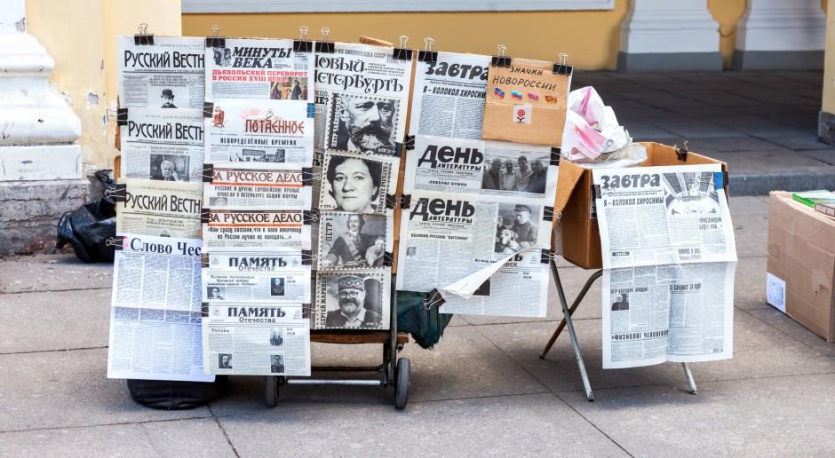 W Rosji już po wyborach, więc można podnieść podatki