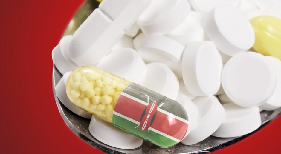 Sektor ochrony zdrowia w Kenii