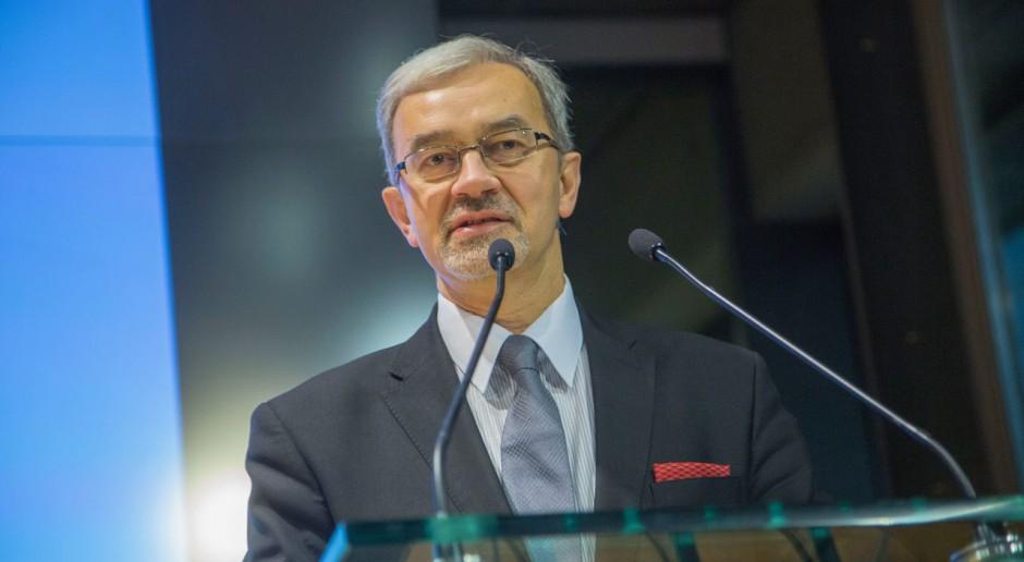 Jerzy Kwieciński wskazał klucz do podniesienia konkurencyjności Polski