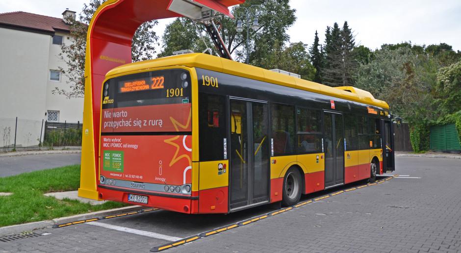 Czechowice-Dziedzice testują elektryczne autobusy