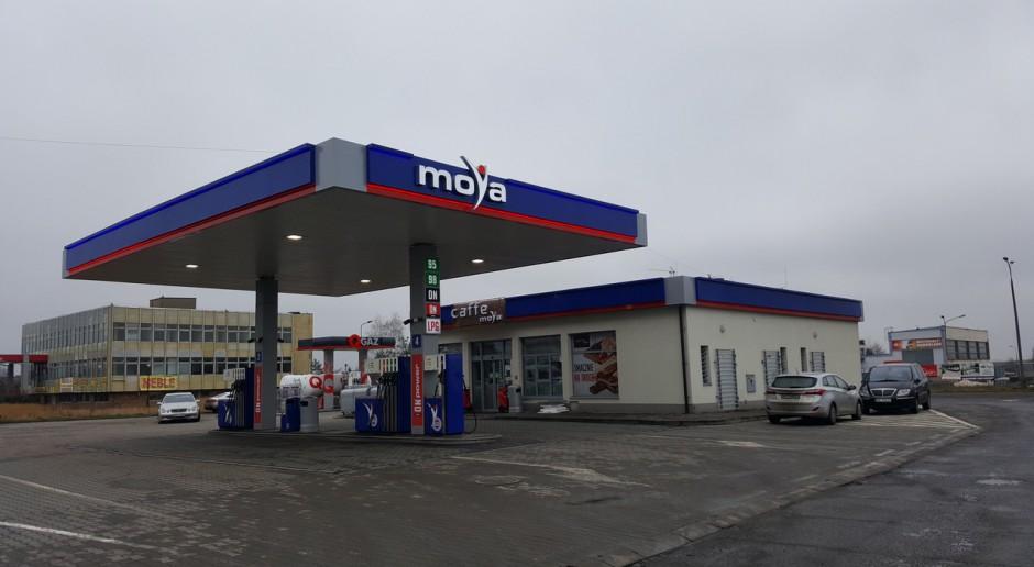 Nowa stacja Moya na południu Polski