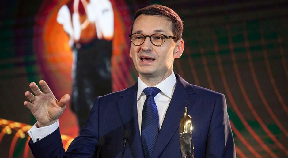 """Mateusz Morawiecki: przyjęcie euro to """"igranie z ogniem"""""""