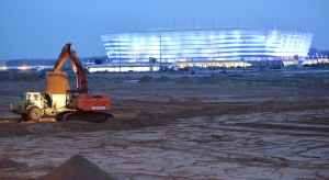 Rosja chce budować potęgę tuż koło polskiej granicy. Pomóc ma piłka nożna