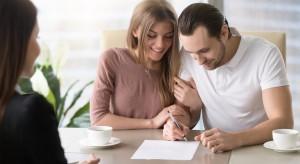 Rośnie liczba chętnych na kredyt mieszkaniowy