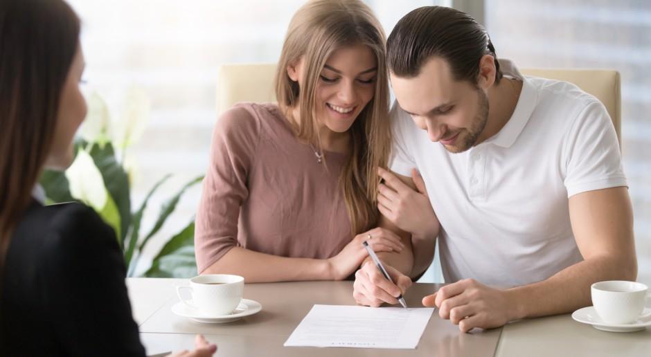 Coraz więcej chętnych na kredyt mieszkaniowy