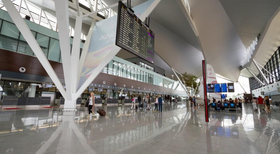 Dobry wynik gdańskiego lotniska - ruch systematycznie się odradza