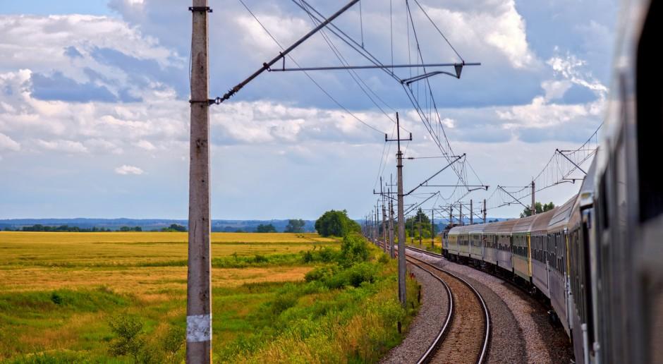 Najlepszy od lat rok dla przewoźników kolejowych