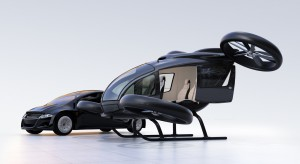 Czas na latające samochody. Jest już prototyp baterii