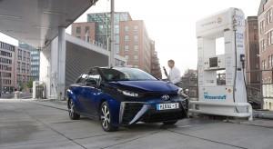 Toyota stawia na ogniwa wodorowe