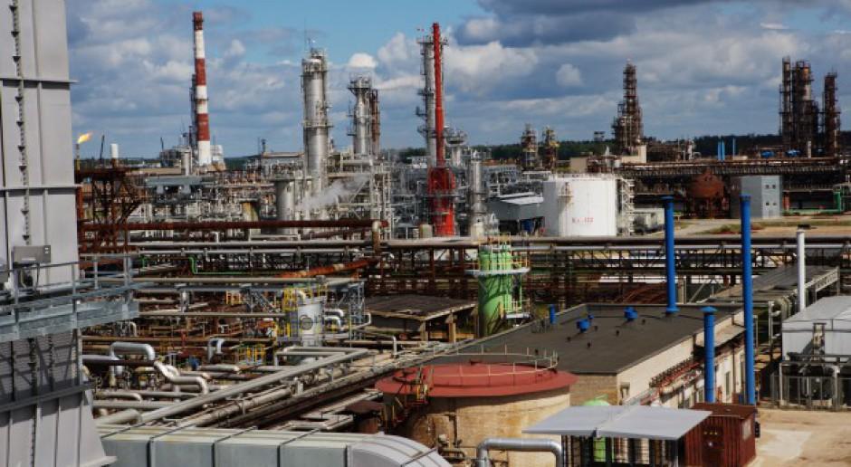 Orlen chce wsparcia rządu Litwy przy inwestycji w Możejkach