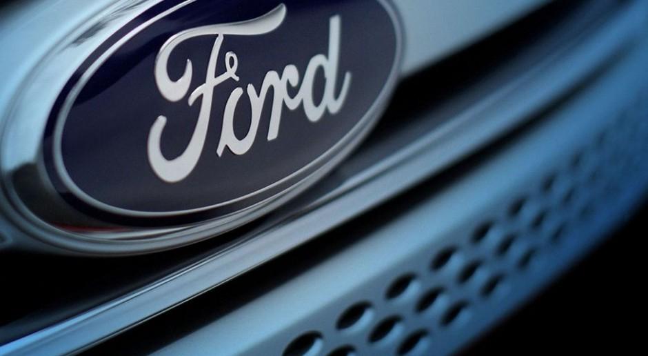 Ford wzywa do akcji serwisowej w Europie 322 tys. samochodów