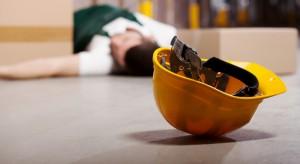 PIP ma złe i dobre wiadomości o wypadkach przy pracy