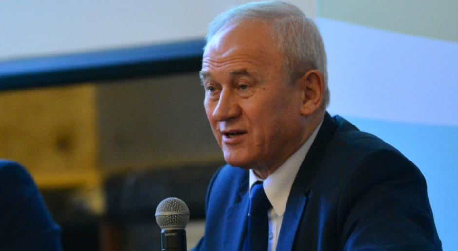 Konsultacje polityki surowcowej Polski w Katowicach. Krzysztof Tchórzewski wziął udział w dyskusji