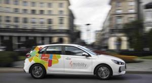 Flota elektrycznych aut w carsharingu wzrośnie w tym mieście dwukrotnie