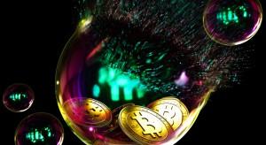 Bitcoin jedzie w dół. Największy spadek od niemal roku