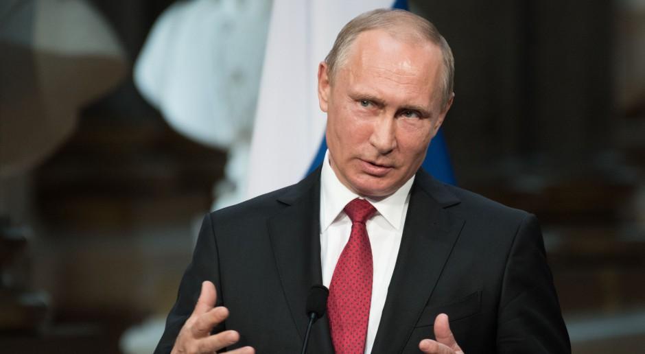 Władimir Putin chce rosyjskiej wersji Wikipedii