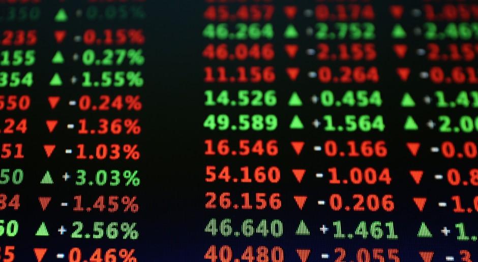 Spadki na europejskich giełdach