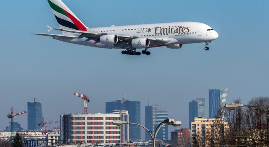 Emirates ma problem z samolotami