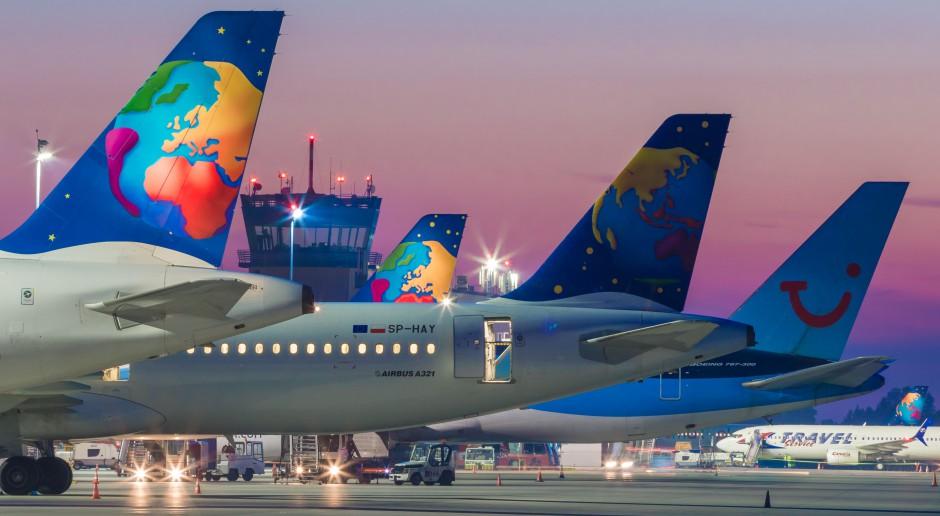 Na polskich lotniskach rekord, ale dynamika wzrostu spada