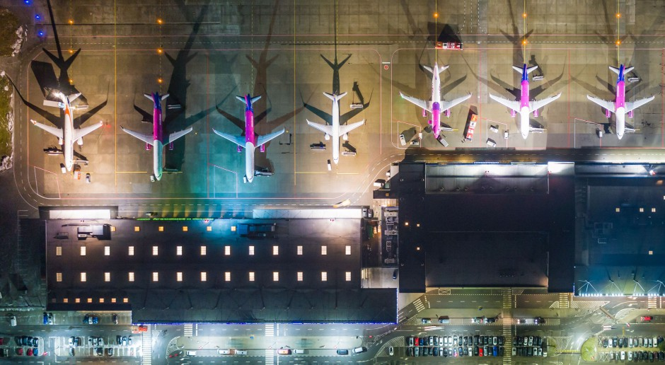 Lotnisko w Pyrzowicach z dużym spadkiem liczby pasażerów