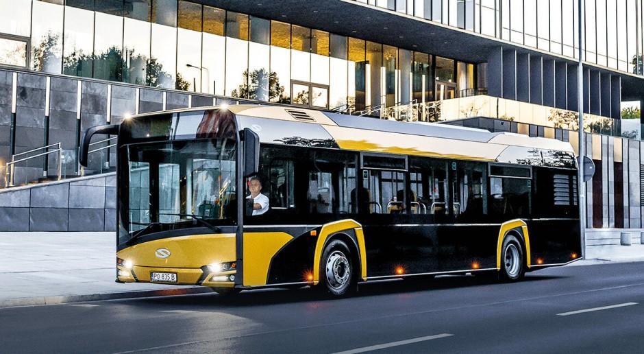 Solaris ma duży kontrakt na dostawę autobusów