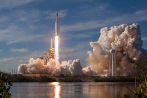 Pierwszy od dekady amerykański lot załogowy na ISS