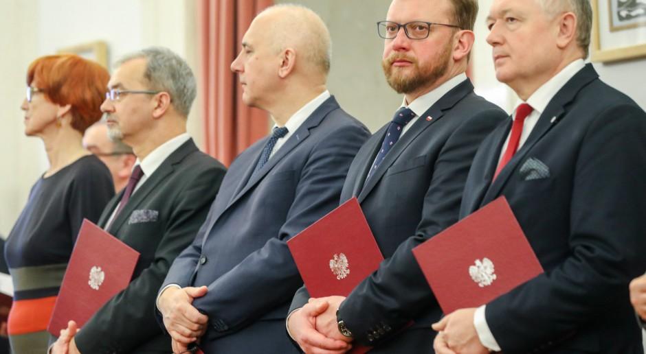 Prezydent powołał nowych przedstawicieli rządu do Rady Dialogu Społecznego