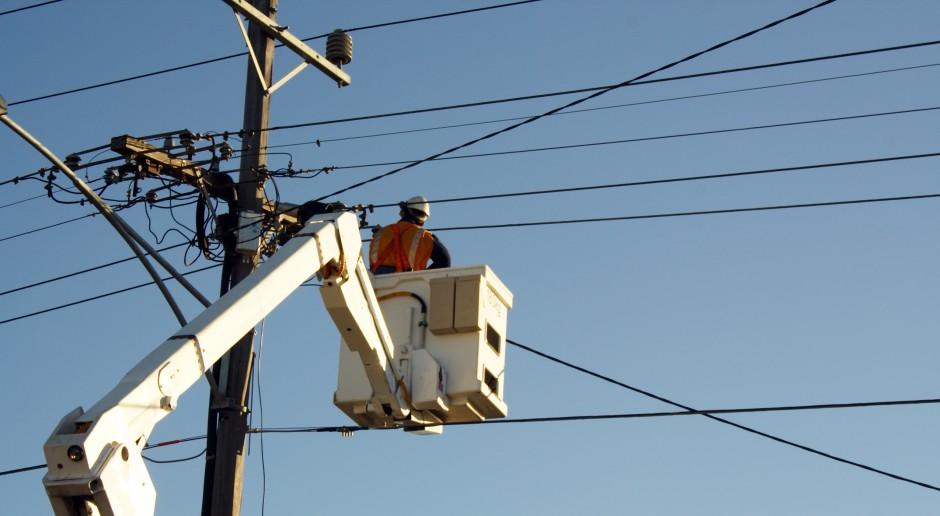 Problemy z dostawami prądu w kilku województwach